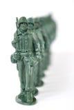 Soldado de brinquedo Imagem de Stock Royalty Free