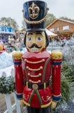 Soldado de brinquedo Lifesize Fotografia de Stock Royalty Free