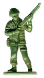 Soldado de brinquedo tradicional Imagens de Stock