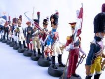 Soldado de estaño Imágenes de archivo libres de regalías