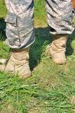Soldado de infantaria Imagens de Stock Royalty Free