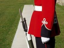 Soldado de la guardia Fotos de archivo