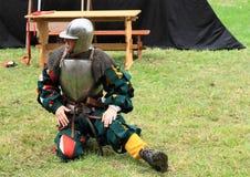 Soldado de Landsknecht Fotografia de Stock Royalty Free
