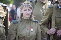 Soldado do russo imagens de stock