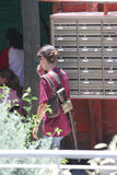 Soldado fêmea Imagens de Stock