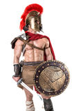 Soldado ou gladiador antigo Imagem de Stock Royalty Free