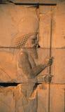Soldado persa Foto de archivo