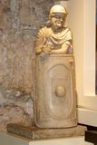 Soldado romano Imágenes de archivo libres de regalías