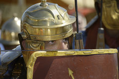 Soldado romano Imagem de Stock Royalty Free
