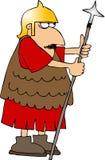 Soldado romano Fotografía de archivo
