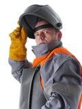 Soldador Imagen de archivo libre de regalías