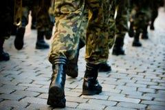 Soldados Fotos de Stock Royalty Free