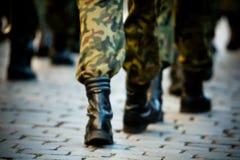 Soldados Imagens de Stock Royalty Free