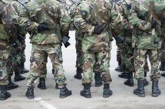 Soldados Imagens de Stock