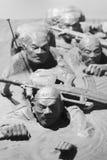 soldados Imagenes de archivo