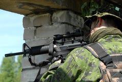 Soldados fotografia de stock royalty free