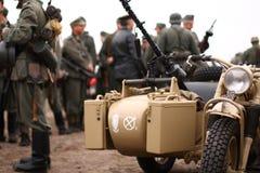 Soldados alemães Fotos de Stock
