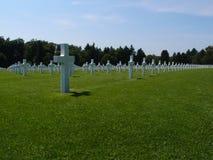 Soldados americanos caídos Imagens de Stock