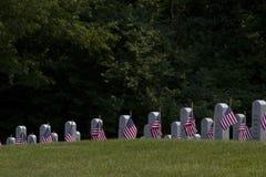 Soldados caidos recordados Foto de archivo libre de regalías