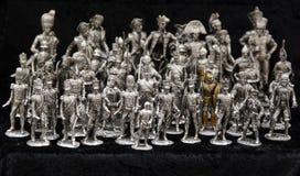 Soldados da ligação Imagem de Stock Royalty Free