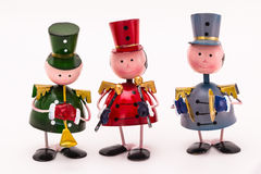 Soldados de brinquedo Foto de Stock