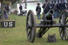 Soldados de la unión Foto de archivo