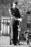 Soldados de los canadienses Fotografía de archivo libre de regalías