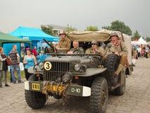 Soldados de los E.E.U.U. Fotos de archivo libres de regalías