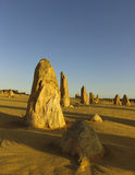 Soldados de pedra Foto de Stock
