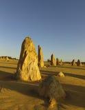 Soldados de piedra Foto de archivo