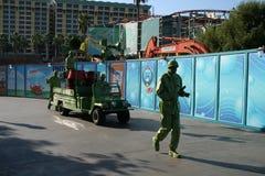 Soldados de Toy Story Imagem de Stock