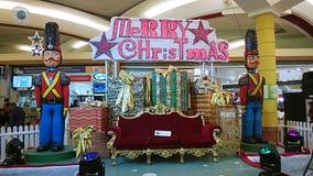 Soldados do Natal imagem de stock