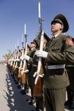 Soldados do russo Fotografia de Stock