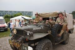 Soldados dos E.U. Imagens de Stock Royalty Free