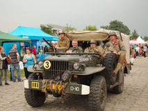 Soldados dos E.U. fotos de stock royalty free