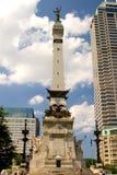 Soldados e monumento dos marinheiros Imagens de Stock Royalty Free
