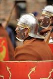 Soldados romanos antiguos Fotografía de archivo libre de regalías