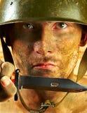 Soldat Photo stock