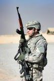 Soldat Image stock