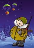 Soldat Lizenzfreies Stockfoto