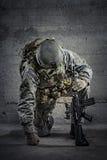 Soldat royaltyfria bilder