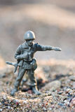 soldat arkivfoton