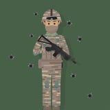 soldat Lizenzfreies Stockbild
