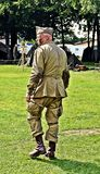 Soldat américain Photo libre de droits