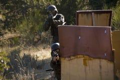 Soldat d'Airsoft Image stock