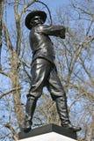 Soldat de guerre civile Image stock