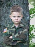 Soldat de jouet 1 Photographie stock libre de droits