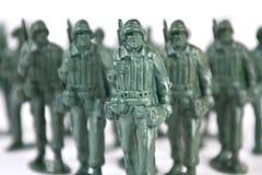 Soldat de jouet image libre de droits
