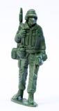 Soldat de jouet Image stock