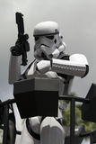 Soldat de la cavalerie de tempête Photo stock